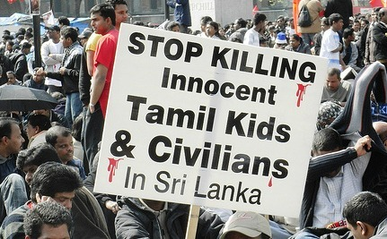 Killing of the Tamils Sri Lanka. image.http://hinduworldvision.wordpress.com/2011/11/12/lanka-torturing-tamil-detainees-channel-4/